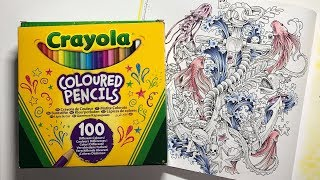 Crayola Challenge In Imagimorphia By Kerby Rosanes Pt. 1