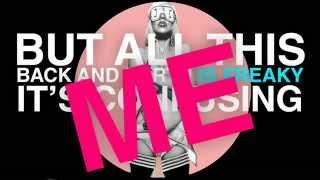 Christina Aguilera - Elastic Love (Lyric Video)