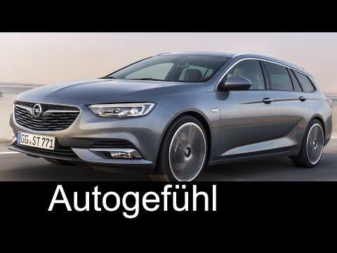 Opel Insignia Grand Sport Лифтбек класса D - тест-драйв 4