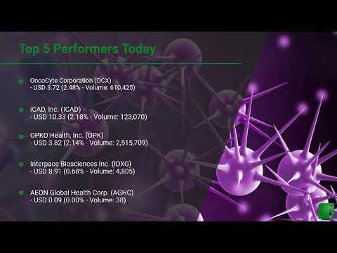 InvestorChannel's Cancer Diagnostics Watchlist Update for  ... Thumbnail