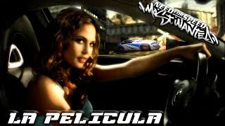 Need For Speed  Most Wanted 2005  La Pelicula Full Español  FHD 1080p ᴴᴰ  Movie Game Año 2005