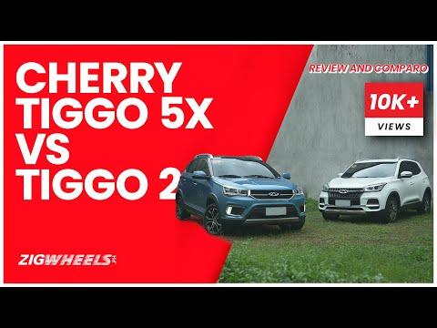 Chery Tiggo 5X and Tiggo 2 Review and Comparo   Zigwheels.Ph