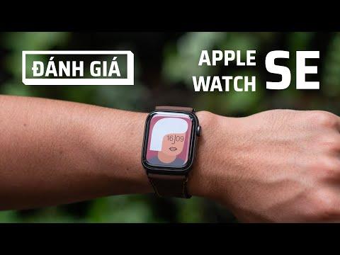 Đánh giá chi tiết Apple Watch SE: Chiếc đồng hồ thông minh đáng tiền nhất hiện nay