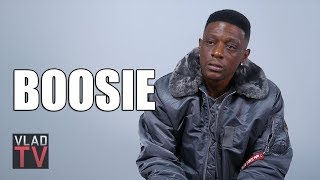 Boosie on Rappers Getting Into Drug Dealing After Fame to Fulfill a Fantasy (Part 3)