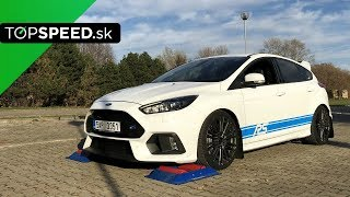Ford Focus RS 4x4 intelligence test - TOPSPEED.sk