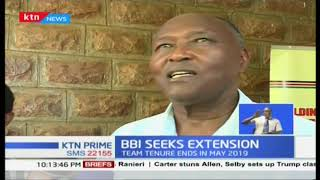 BBI seeks extension of the one year time as they running behind schedule