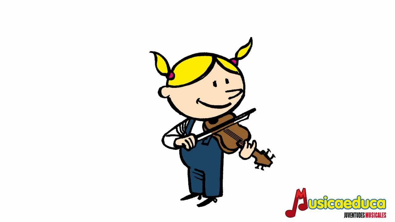 Los instrumentos musicales - Canción infantil