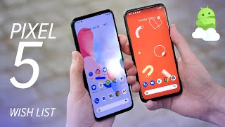 Top 5 things the Google Pixel 5 needs to have
