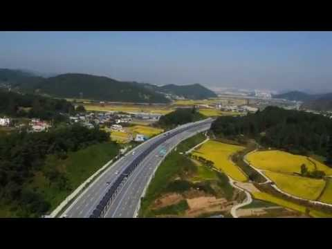Auto-put Južna Koreja