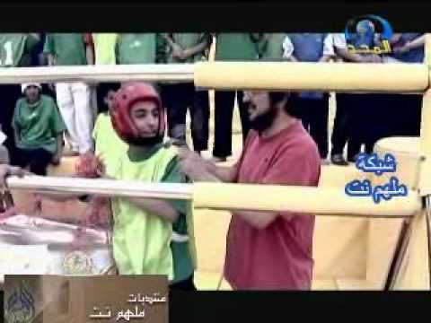 حلقات مركز ملهم  في ميدان التحدي1432–2
