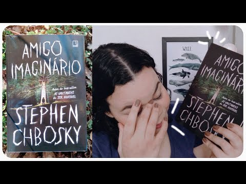 o livro amigo imaginário é uma decepção ou 5 estrelas? (talvez os dois)
