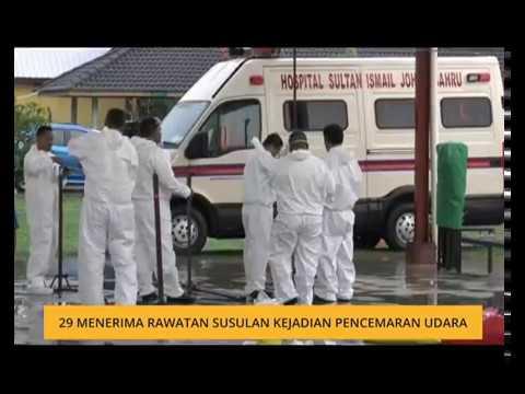 29 menerima rawatan susulan kejadian pencemaran udara