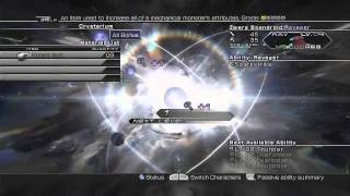 Convince Monsters to Fight For You in Final Fantasy XIII-2