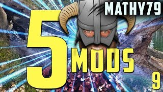 MASTERS OF MODDING 5 MODS for SKYRIM SE mathy79
