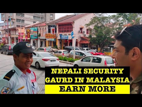 A security guard in malaysia earns more than me     shocking  salary  securityguard  narenrathore