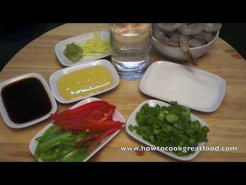 Chinese Sweet n Sour Shrimp Recipe – Asian Prawn