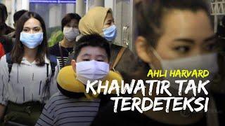 Ahli Harvard Ragu Virus Corona Tak Menyebar di Indonesia, Khawatir Tak Terdeteksi