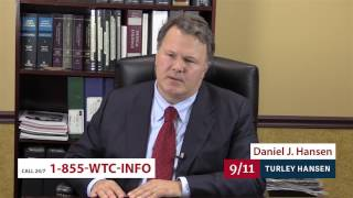 Video thumbnail: Daniel J. Hansen's Proudest Moment as a 9/11 Attorney