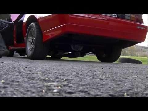 1986 IROC-Z Camaro In-Depth 2011
