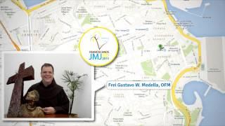 [Franciscanos na JMJ  audiotape 01]