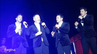 """I'll Be Home for Christmas"" by 98 Degrees at Magic City Casino in Miami, FL on 12/9/17"
