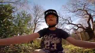 preview picture of video 'Mounting Biking Thorndon Country Park, Brentwood'