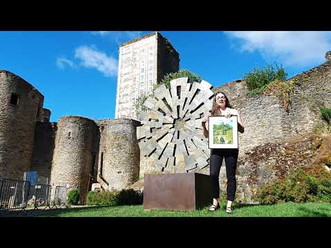 Introduction au château de Belcastel !,
