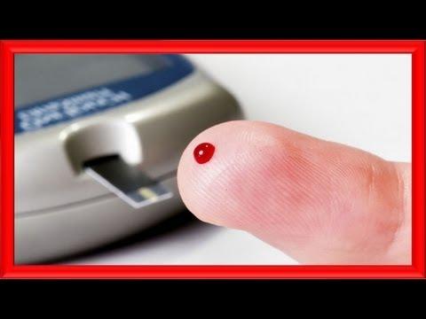 Los niveles de azúcar en sangre en las mujeres indicadores de una vena