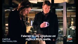 Castle 7x18 Sneak Peek #3 vostfr