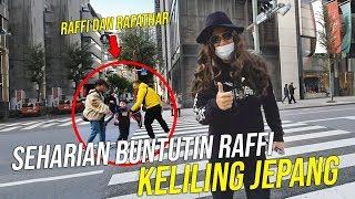 NYAMPERIN KELUARGA RANS DI JEPANG !! #No Settingan ,No Clickbait #Prank Rafi Season 2