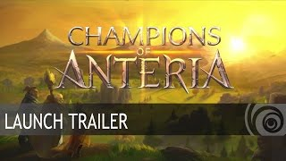Champions of Anteria video