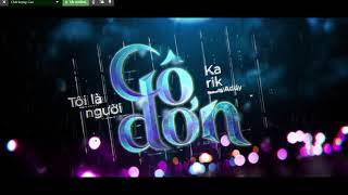 Tôi Là Người Cô Đơn - Karik ft Addy | [Official Lyric]