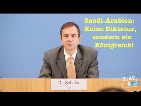 Warum Saudi-Arabien trotzallem ein Freund & Partner Deutschlands ist...