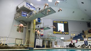 2020 Patriot League Diving Championships