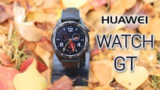Huawei Watch GT Hands-On Review