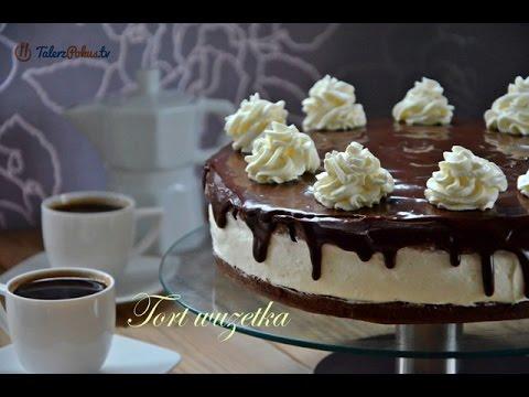 Tort wuzetka - TalerzPokus.tv