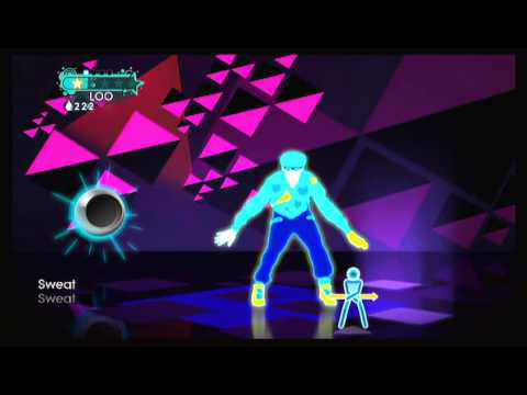 just dance 3 wii chansons