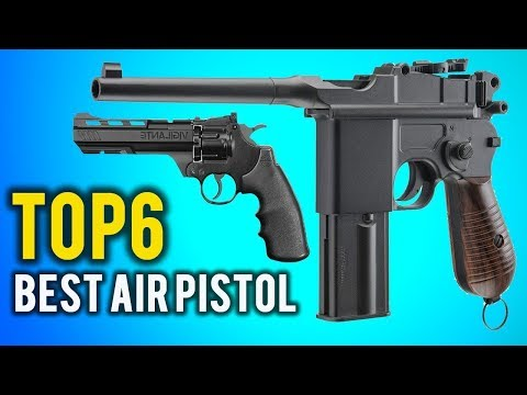 Most Powerful Air Pistol In The World - Top 6 Best Air Pistol 2018 Mp3