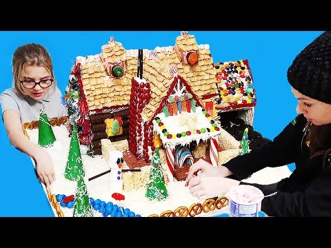 Family Size Gingerbread House Worth $1,000,000 Mp3