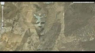 Шокирующие снимки Казахстана со спутника