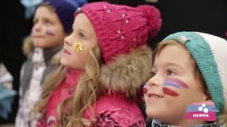Зимние детские  перчатки KERAN  от 2 до 12 лет ТМ HUPPA 8215BASE-60063 - видео 1