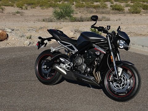 First Impressions of 2018 Street Triple RS
