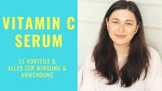 Vitamin C Serum: 10 Vorteile des Hautpflege-Beautywunders - Alles zur Anwendung und Wirkung!
