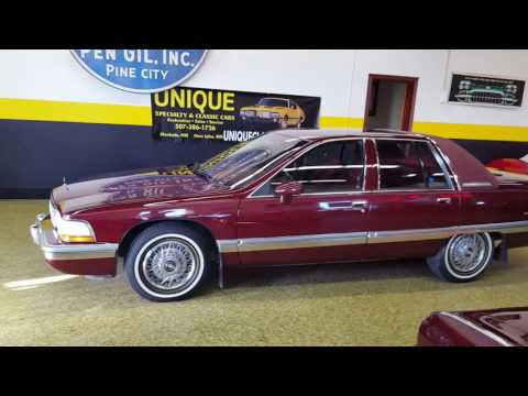 Video of '92 Roadmaster    Limited - L9ZQ