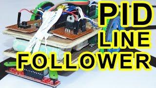 Arduino Line Follower Robot - Electronics Hub