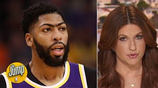 Now is the time for Anthony Davis to sit out (a little) - Rachel Nichols   The Jump