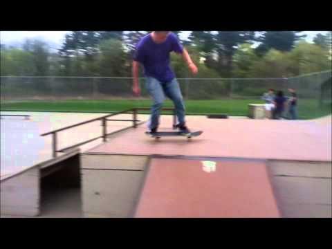 Marshall Skatepark Edit