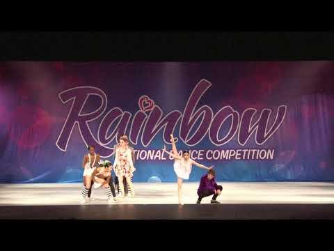 Best Musical Theater // STRIKE THAT, REVERSE IT - CUTTING EDGE DANCE CENTER [Redondo Beach, CA]
