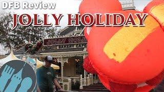 Review: Jolly Holiday on Main Street USA at Disneyland
