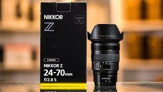Nikon Z 24-70 f2.8 S Hands-On Preview   Lighter, Smaller, BETTER?